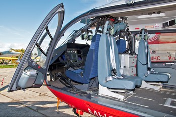 43 RED - Ukraine - Ministry of Emergency Situations Eurocopter EC145