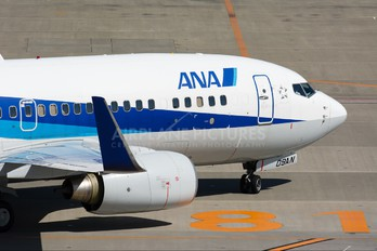 JA09AN - ANA Wings Boeing 737-700