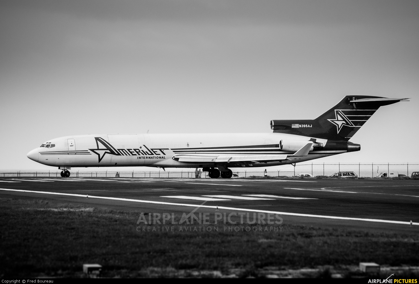 Amerijet International N395AJ aircraft at Sint Maarten - Princess Juliana Intl