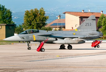 39253 - Sweden - Air Force SAAB JAS 39C Gripen