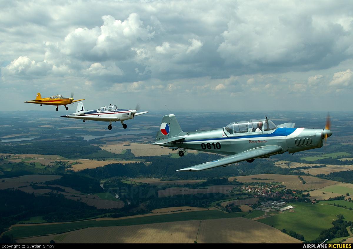 Aeroklub Zbraslavice OK-OTE aircraft at In Flight - Czech Republic