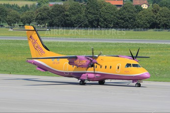 OE-LIR - Welcome Air Dornier Do.328