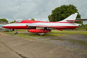 XL591 - Private Hawker Hunter T.7