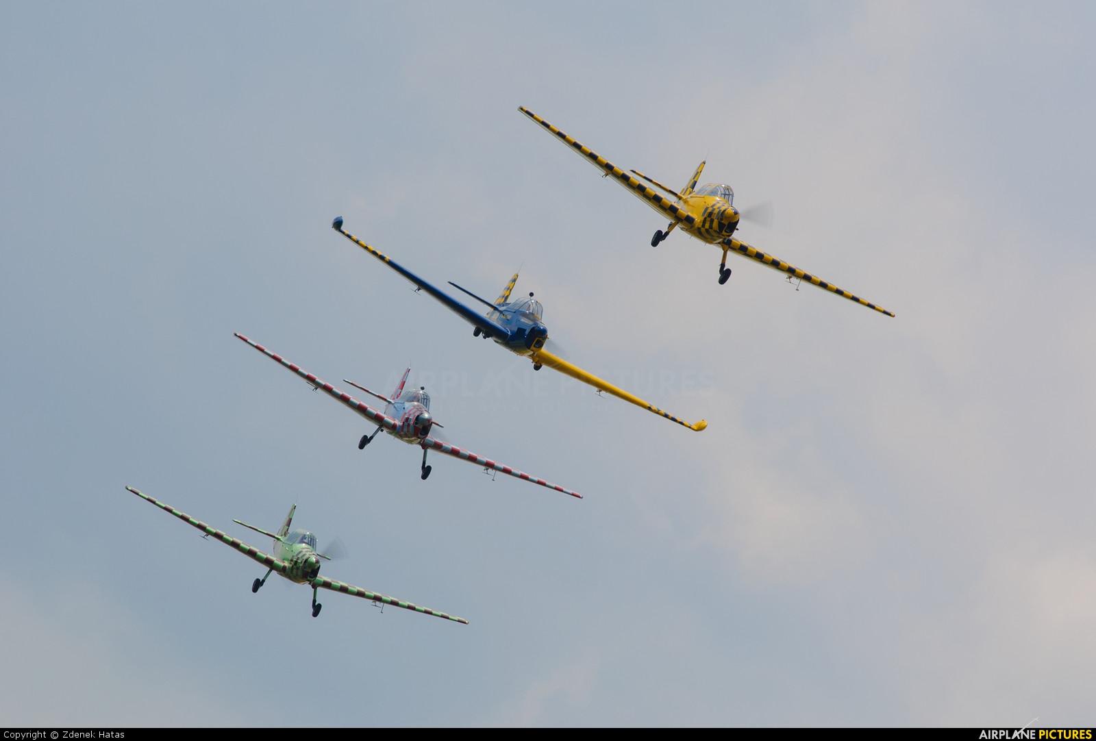 Aeroklub Czech Republic OK-KNR aircraft at Pardubice