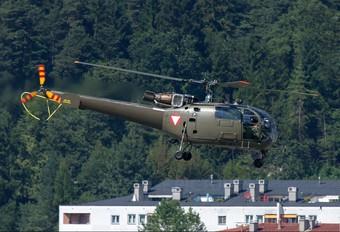 3E-KI - Austria - Air Force Sud Aviation SA-316 Alouette III