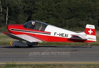 F-HEAI - Private Jodel DR1050 Ambassadeur