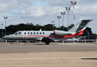 LX-DCA - Private Cessna 525B Citation CJ3