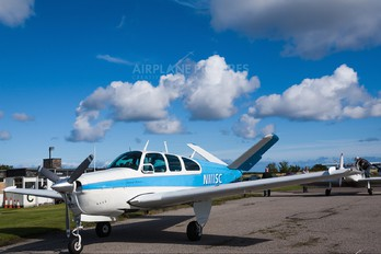 N111SC - Private Beechcraft 35 Bonanza V series