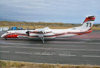 F-ZBMC - France - Sécurité Civile de Havilland Canada DHC-8-400Q / Bombardier Q400
