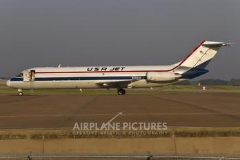 N208US - USA Jet Airlines McDonnell Douglas DC-9