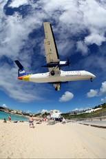 V2-LFM - LIAT de Havilland Canada DHC-8-300Q Dash 8
