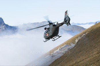 T-355 - Switzerland - Air Force Eurocopter EC635