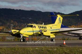 LN-LTA - Lufttransport Beechcraft 200 King Air