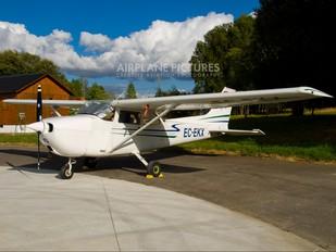 EC-EKX - Private Cessna 172 RG Skyhawk / Cutlass