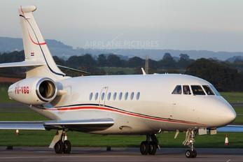 PH-VBG - JetNetherlands Dassault Falcon 2000 DX, EX