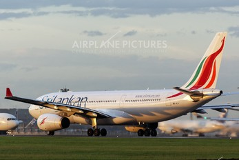 4R-ALJ - SriLankan Airlines Airbus A330-200