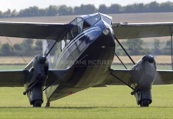 G-AKIF - Private de Havilland DH. 89 Dragon Rapide