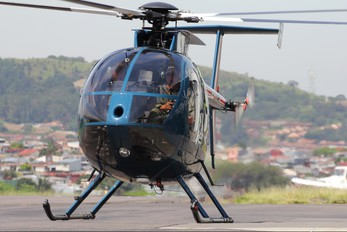 MSP012 - Costa Rica - Ministry of Public Security MD Helicopters MD-500E