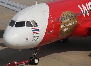 HS-ABW - AirAsia (Thailand) Airbus A320