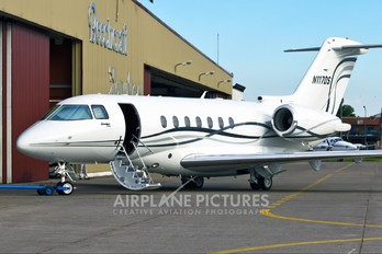 N117DS - Private Hawker Beechcraft 4000 Horizon
