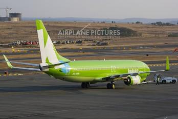 ZS-ZWB - Kulula.com Boeing 737-800