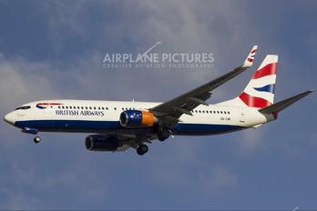ZS-ZWI - British Airways - Comair Boeing 737-800