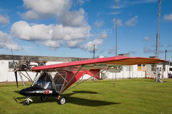 G-CBGS - Private Cyclone Airsports Cyclone AX2000