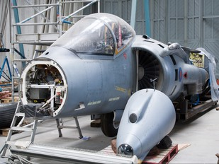 ZD461 - Royal Air Force British Aerospace Harrier GR.9