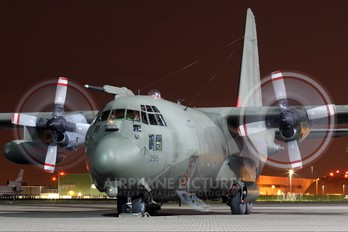 XV295 - Royal Air Force Lockheed Hercules C.1P