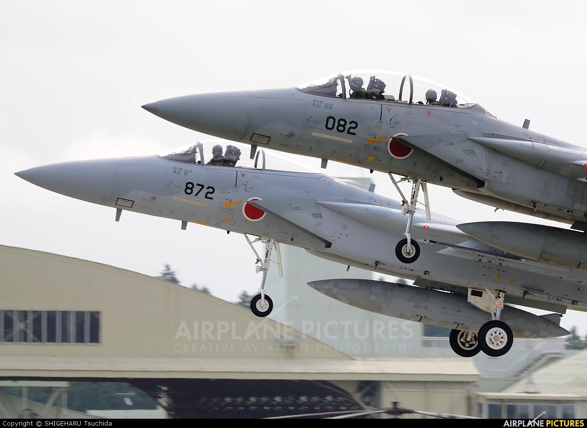 Japan - Air Self Defence Force 32-8082 aircraft at Ibaraki - Hyakuri AB