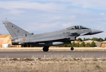 C.16-42 - Spain - Air Force Eurofighter Typhoon S