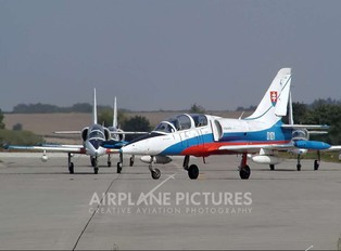 0101 - Slovakia -  Air Force Aero L-39 Albatros