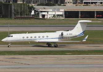 B-KCK - Private Gulfstream Aerospace G-V, G-V-SP, G500, G550