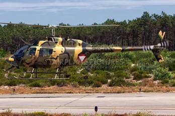 3C-OJ - Austria - Air Force Bell OH-58B Kiowa