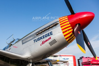NL61429 - American Airpower Heritage Museum (CAF) North American P-51C Mustang