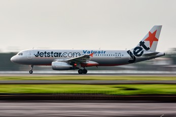 9V-JSL - Jetstar Airways Airbus A320