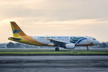 RP-C3238 - Cebu Pacific Air Airbus A320