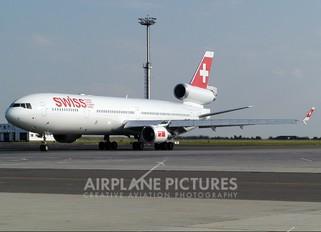 HB-IWC - Swiss McDonnell Douglas MD-11