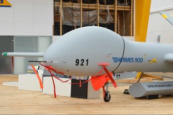 921 - Israel - Defence Force Elbit Hermes 900