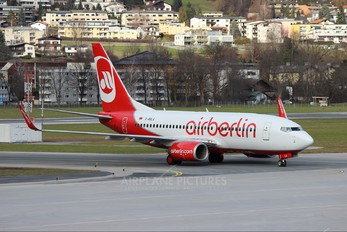 D-ABLA - Air Berlin Boeing 737-700