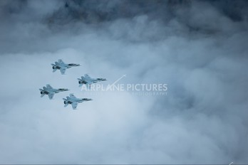 - - Switzerland - Air Force McDonnell Douglas F/A-18C Hornet