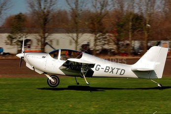 G-BXTD - Private Europa Aircraft Europa