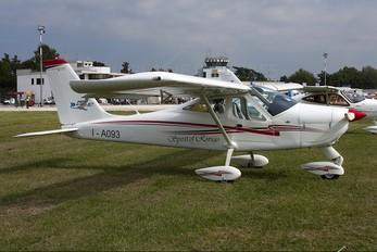I-A093 - Private Tecnam P92 Eaglet