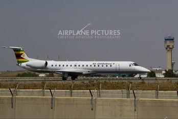 ZS-BBH - Air Zimbabwe Embraer ERJ-145