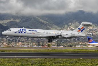 EC-HOA - AeBal Boeing 717