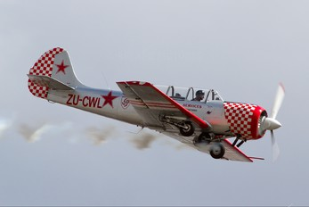 ZU-CWL - Private Yakovlev Yak-52