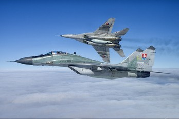 2123 - Slovakia -  Air Force Mikoyan-Gurevich MiG-29AS