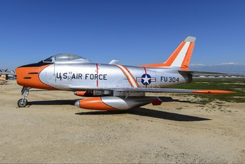 53-1304 - USA - Air Force North American F-86 Sabre