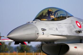 E-603 - Denmark - Air Force General Dynamics F-16A Fighting Falcon