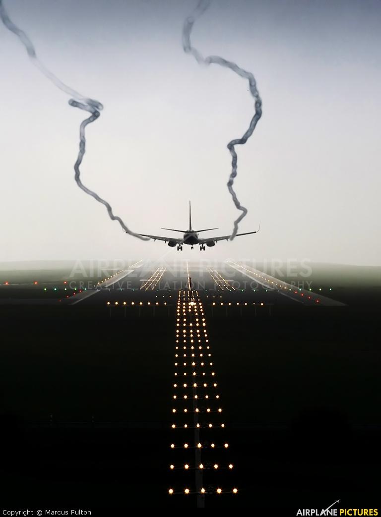 Ryanair EI-DHC aircraft at Frankfurt - Hahn